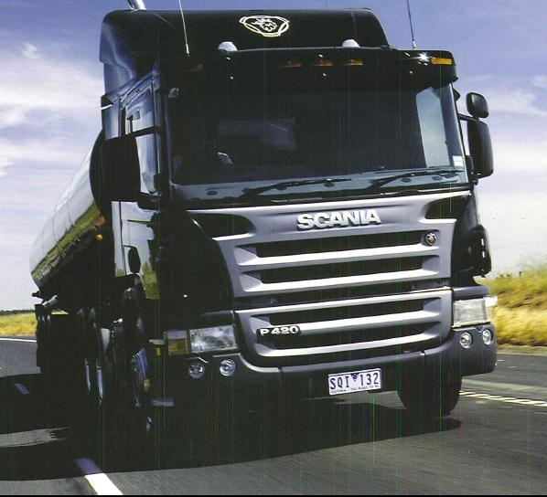 รีวิวรถบรรทุก SCANIA รุ่น P420LA6x2MNA