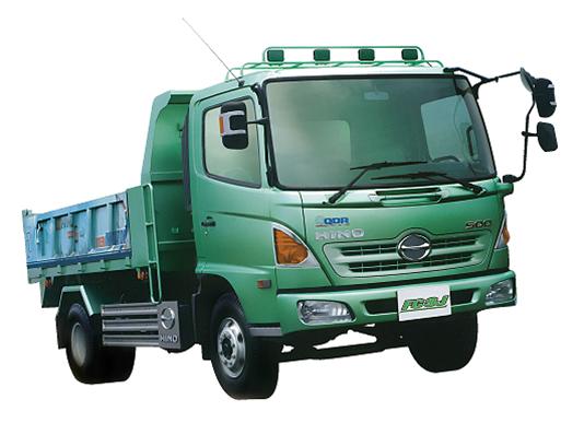 รีวิวรถบรรทุก HINO รุ่น FC9JJKA