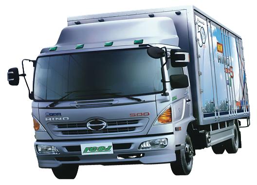 รีวิวรถบรรทุก HINOประเภท 4 ล้อ รุ่นXZU600R-4W