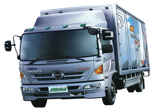รีวิวรถบรรทุก HINO 6ล้อ รุ่น FC9JJLA
