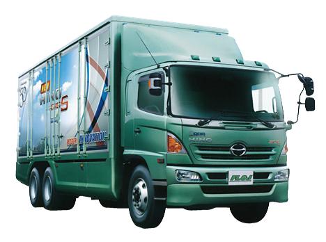 รีวิวรถบรรทุก HINO 10ล้อขับเคลื่อนเพลาเดียว รุ่น FL8JTKA