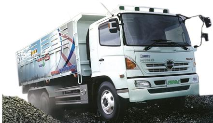 รีวิวรถบรรทุก HINO 10ล้อขับเคลื่อน2เพลา รุ่น FM1ANLD