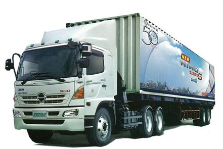 รีวิวรถบรรทุก HINO 10ล้อขับเคลื่อน2เพลา รุ่น FM8JKKA