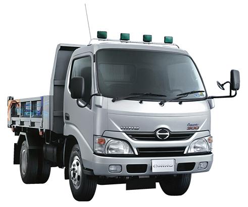 รีวิวรถบรรทุก HINO 6ล้อ รุ่น XZU600R