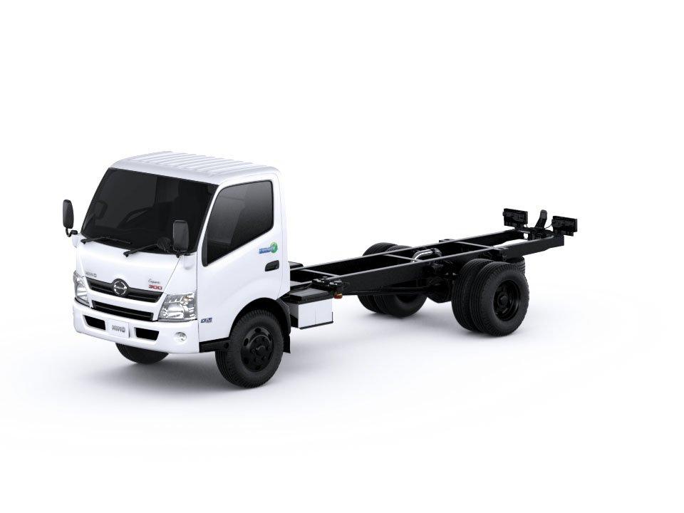 รีวิวรถบรรทุก HINO 6ล้อ รุ่น XZU720R