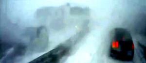 คลิปรวมความน่ากลัวของอุบติเหตุรถสิบล้อชน!