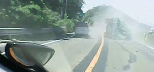 คลิปรวมความโหดอุบัติเหตุรถสิบล้อในAsia