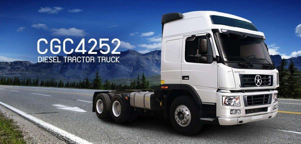 รถบรรทุก DAYUN รุ่น CGC4252