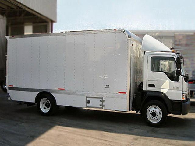 รถบรรทุก International รุ่น CityStar
