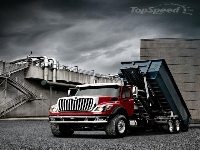 รีวิวรถบรรทุก International รุ่น Workstar