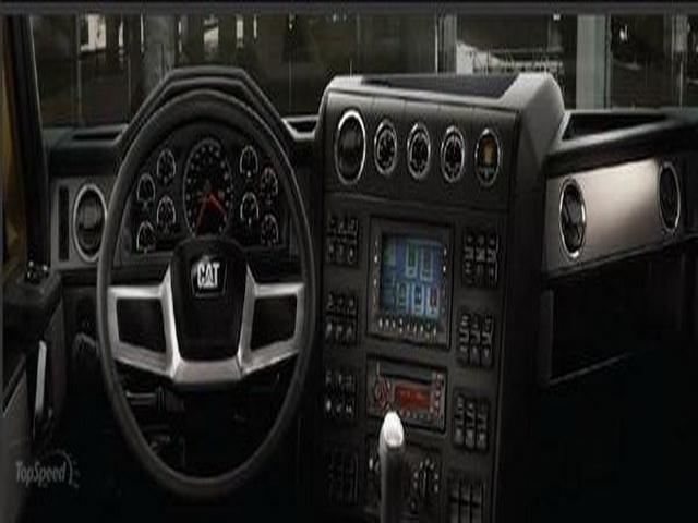 รถบรรทุก Cat รุ่น CT660