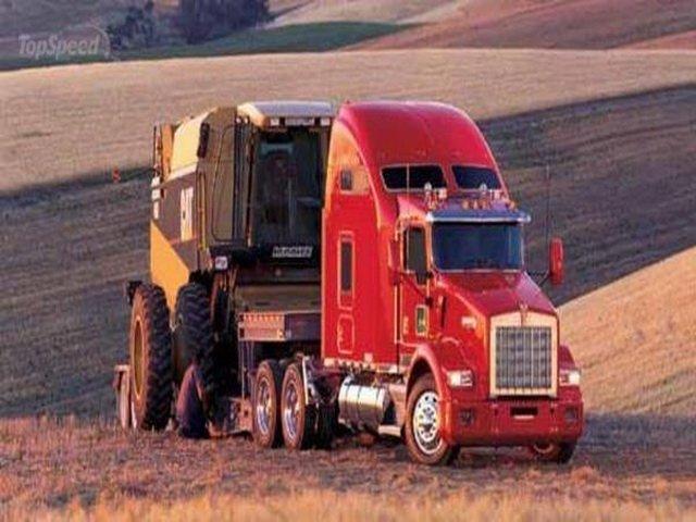 รถบรรทุก Kenworth รุ่น T800