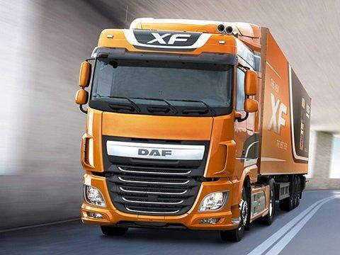 รถบรรทุก DAF รุ่น DAF XF Euro 6