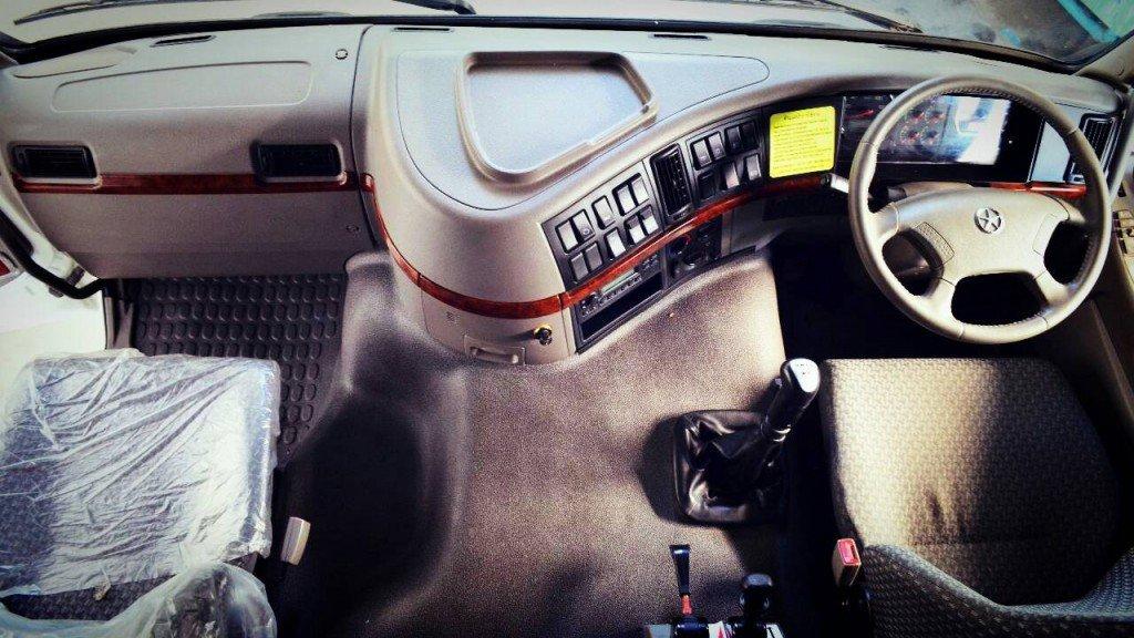 รถบรรทุก DAYUN รุ่น DYX3310