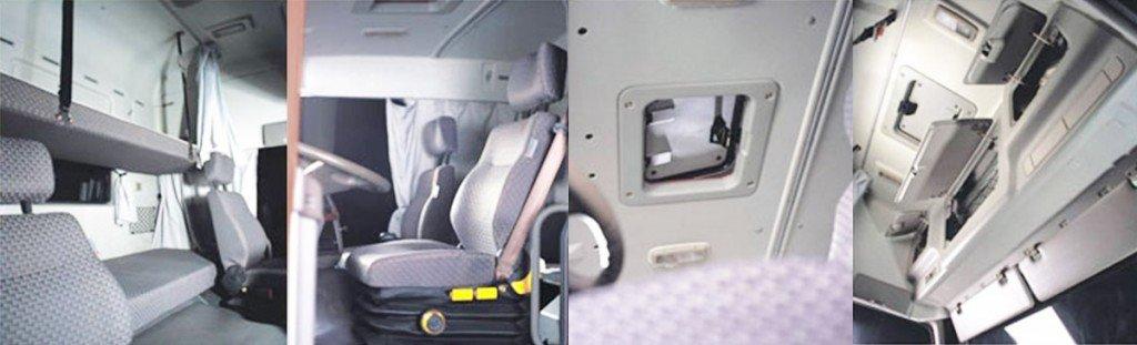 รถบรรทุก DAYUN รุ่น DYX5250