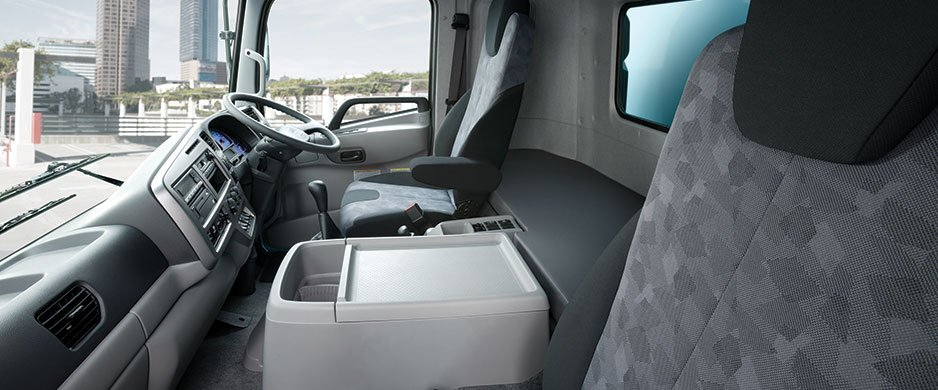 รถบรรทุก UD TRUCKS รุ่น Condor PK