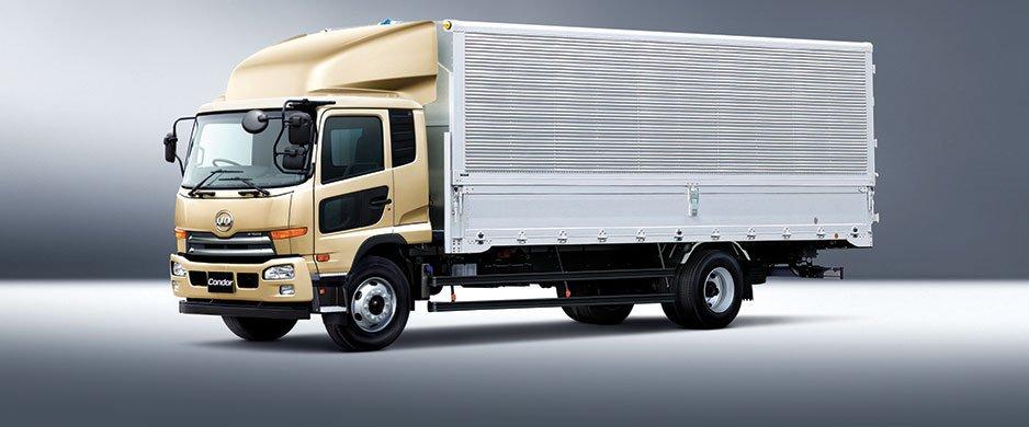 รีวิวรถบรรทุก UD TRUCKS รุ่น Condor PK