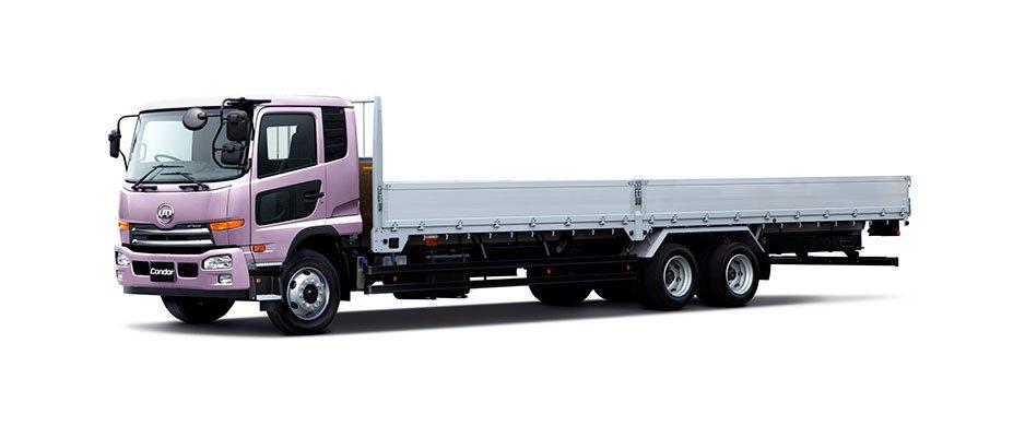 รีวิวรถบรรทุก UD TRUCKS รุ่น Condor PW