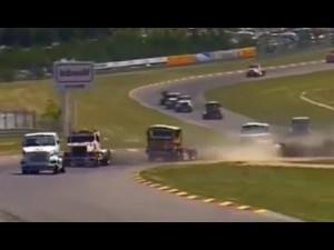 สุดยอดความมันส์คลิปการแข่งขันรถบรรทุก รถสิบล้อ