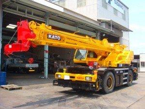 รถเครนKato