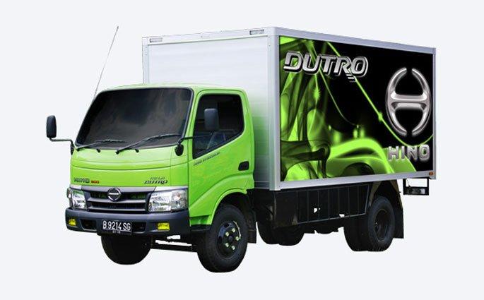 รีวิว รถบรรทุก Hino รุ่น Dutro 110 LD