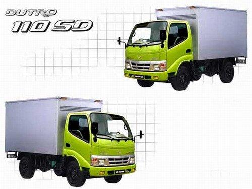 รีวิว รถบรรทุก Hino รุ่น Dutro 110 SD