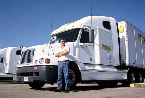 อาชีพสุดฮอตในปี 2015 คนขับรถบรรทุก,รถพ่วงและรถแทรกเตอร์ (Truck driver,heavy and tractor-trailer)