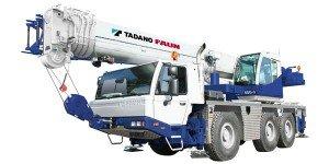 รีวิว รถบรรทุกติดเครน Tadano รุ่น ATF50G-3