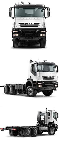 รีวิวรถบรรทุก IVECO รุ่น Trakker Range