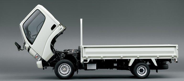 รีวิว รถบรรทุก Toyota รุ่น Dyna150