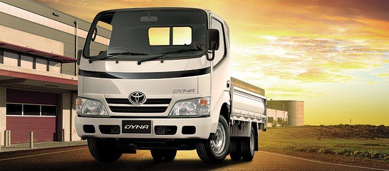 รีวิว รถบรรทุก Toyota รุ่น Dyna100