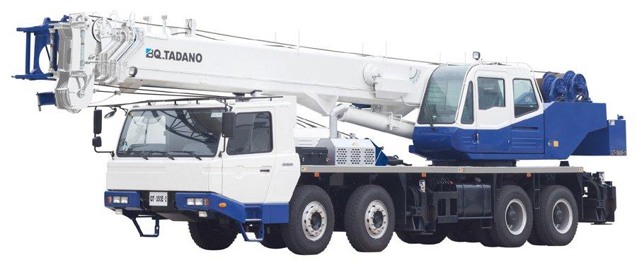 รีวิวรถบรรทุก TADANO รุ่น GT-350E-2