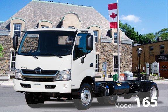 รีวิว รถบรรทุก Hino รุ่น 165 ใหม่ 2015