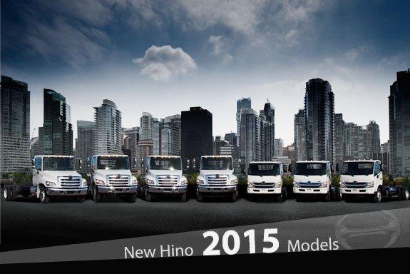 รีวิว รถบรรทุก Hino รุ่น 195 ใหม่ 2015