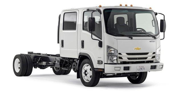 Isuzu และ GM  จับมือลุยตลาดรถบรรทุกขนาดกลาง