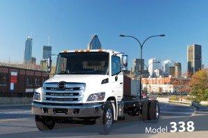 รีวิว รถบรรทุก Hino(Canada) รุ่น 338 ใหม่ 2016