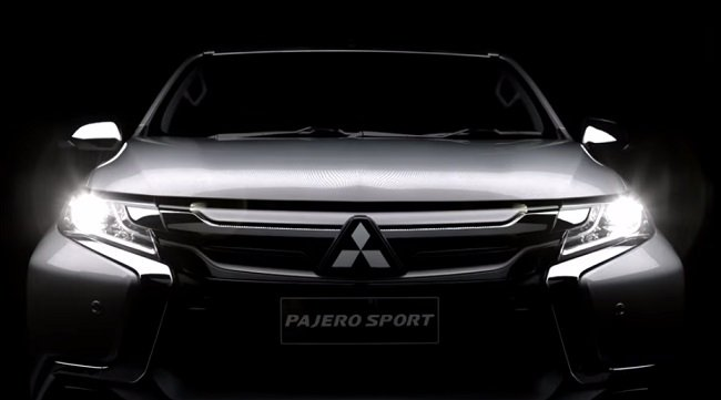 ชมทีเซอร์ Mitsubishi 2016 Pajero Sport !