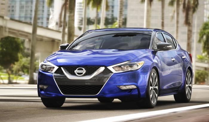 Nissan ส่งวีดีโอโชว์ 2016 Maxima เหนือชั้นกว่า BMW 328i