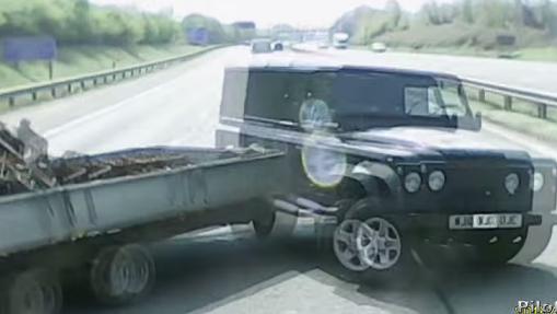 คลิปรวมอุบัติเหตุรถบรรทุกสุดสยอง! ปี2015