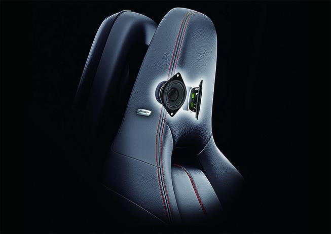 Mazda จับมือ Bose พัฒนาเครื่องเสียง สุดล้ำใน MX-5