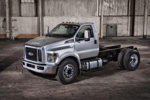รีวิว รถบรรทุกใหม่ Ford F650/ F 750 2015