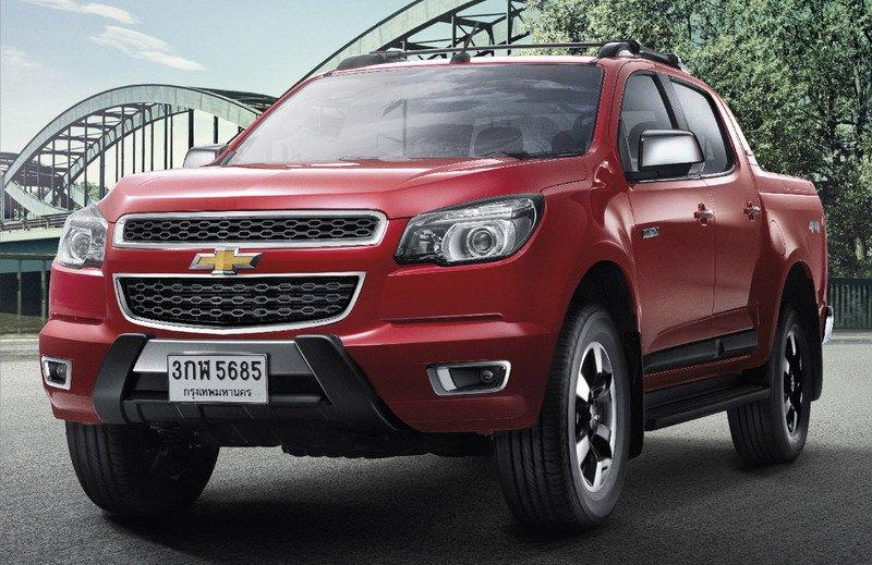 """Chevrolet เชิญลูกค้าร่วมแคมเปญ """"ลัคกี้ ไทม์ ลุ้นรถ ลุ้นทอง"""""""