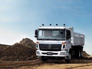 รีวิว รถบรรทุกFoton รุ่น Auman Warrior (Dump Truck)