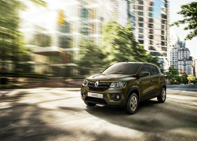 ใหม่รถอเนกประสงค์รุ่นเล็ก Renault KWID เน้นทำตลาดเอเชีย