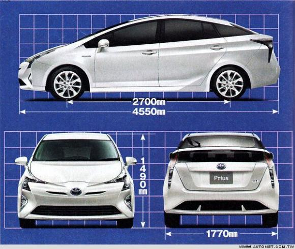 Toyota Prius from taiwan web 2_w620