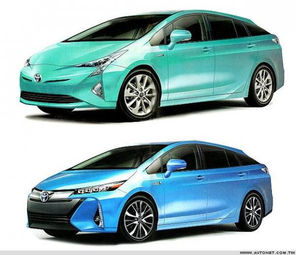ภาพหลุด Toyota Prius เจนเนอเรชั่นใหม่ ก่อนเปิดตัวปลายปี