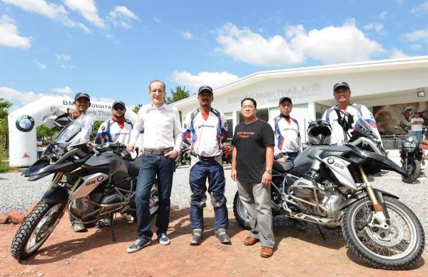 "BMW เปิดสนามเป็นเจ้าภาพงาน ""GS Trophy Southeast Asia Qualifier 2015″"