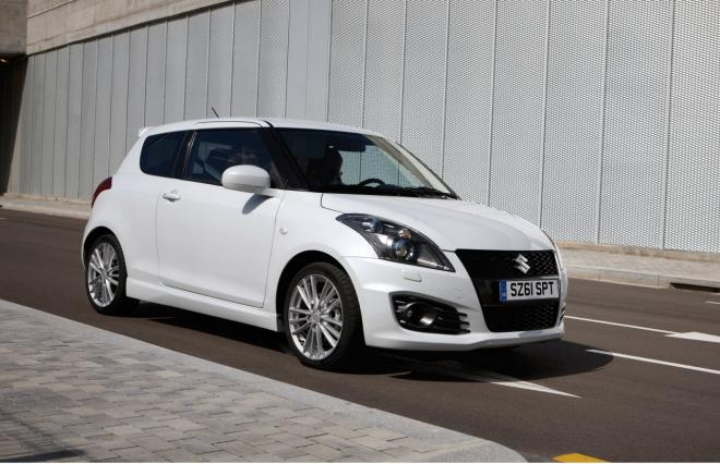 New Suzuki Swift Sport concept ในงาน Tokyo Motor Show