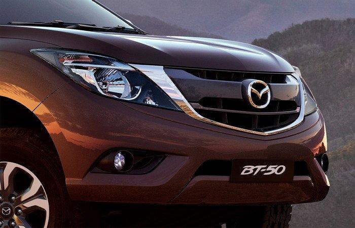 เผยภาพ 2016 Mazda BT-50 โฉมใหม่