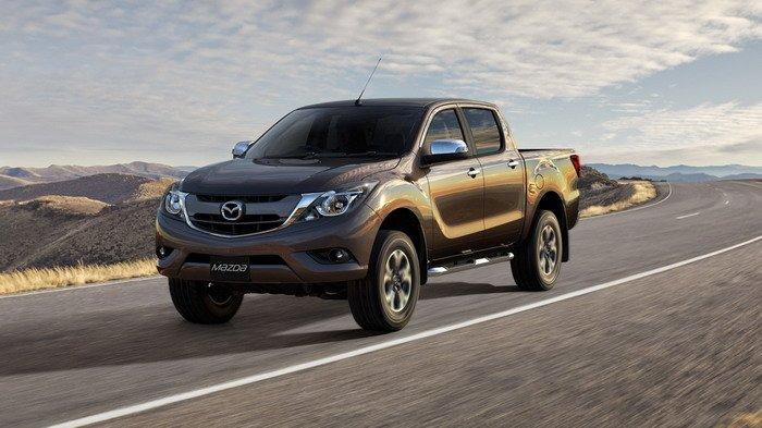 Mazda ส่ง Mazda BT-50 Pro minor change เปิดตัวสู่ตลาด